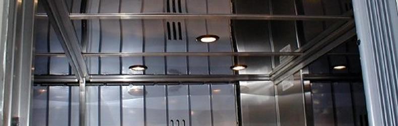 Revestimientos en acero inoxidable Revestimientos en acero inoxidable acero inoxidable
