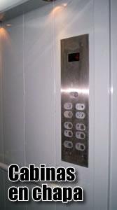 Revestimientos de cabinas para ascensor Revestimientos de cabinas para ascensor cabinas1