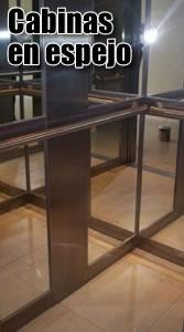 Revestimientos de cabinas para ascensor Revestimientos de cabinas para ascensor cabinas2