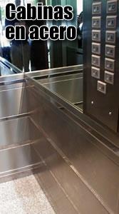 Revestimientos de cabinas para ascensor Revestimientos de cabinas para ascensor cabinas3