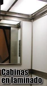 Revestimientos de cabinas para ascensor Revestimientos de cabinas para ascensor cabinas4