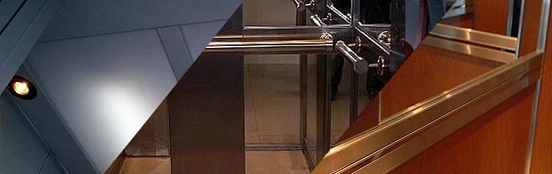 Revestimientos de cabinas para ascensor Revestimientos de cabinas para ascensor revestimientos1
