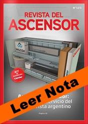 Nota realizada a Ascensores Gerhardt por la Revista del Ascensor